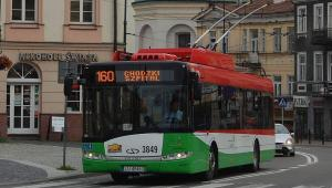 Lublin, trolejbus