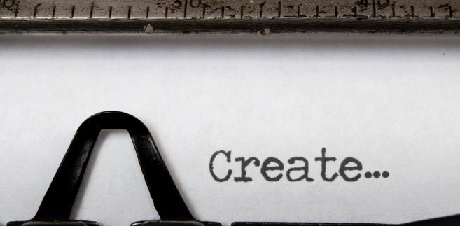 Tekst napisany na mszynie do pisania