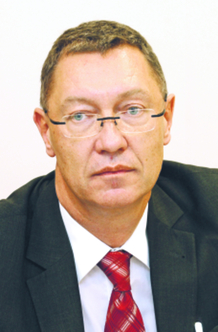 Mirosław Kłobukowski , prezes zarządu Miejskiego TBS Płock