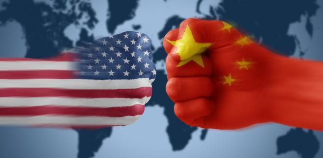 USA, Chiny