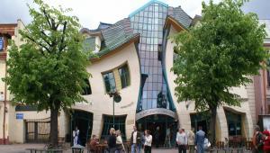 Krzywy Domek w Sopocie, autor: Topory, CC 3.0
