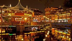 Szanghaj, Chiny