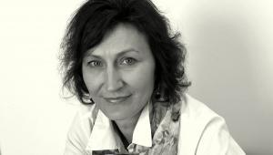 Jadwiga Sztabińska, redaktor naczelna Dziennika Gazety Prawnej. Fot. Wojtek Górski