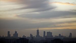 Warszawa -  widok z Pragi