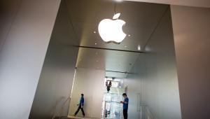 Sklep Apple w Hong Kongu. 4.03.2013