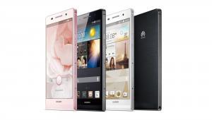 Smartfony HUAWEI Ascend P6