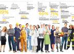 Diagnoza społeczna 2013: grupy zawodowe najbardziej zadowolone ze swojej pracy