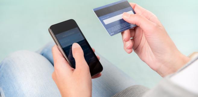 mobilne-telefon-karta płatnicza