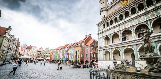 Poznań, fot. In Green