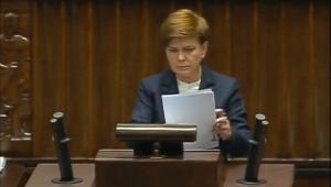Beata Szydło PiS