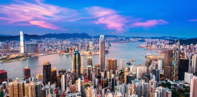Hongkong, Chiny.