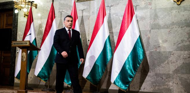 Wiktor Orban, premier Węgier