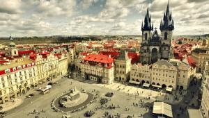 Czechy-Praga