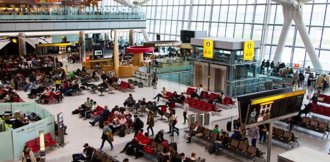 London Heathrow Airport, Londyn, Wielka Brytania
