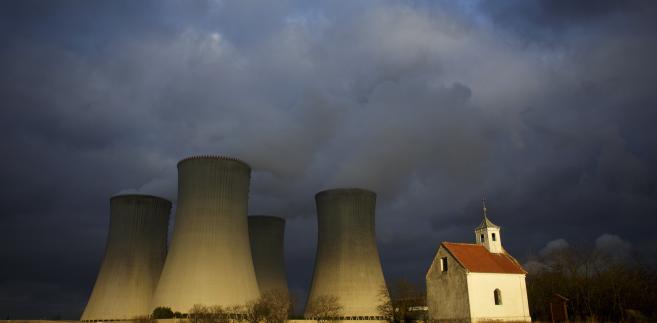Elektrownia jądrowa Dukovany w Czechach,