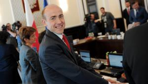 Minister Borys Budka