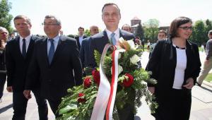 Andrzej Duda, PAP/Stanisław Rozpędzik
