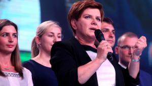 Beata Szydło,  PAP/Andrzej Grygiel