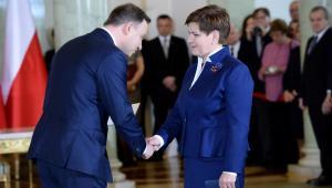 szydlo-nowy rząd-polityka