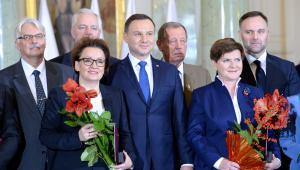 prezydent, nowy rząd, Szydło