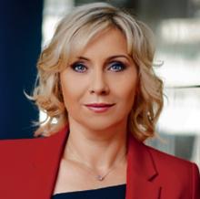 Ewa Małyszko, prezes PKO BP Bankowy PTE MAT. PRASOWE
