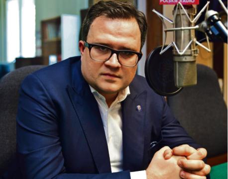 Michał Krupiński, prezes PZU Wojtek Górski