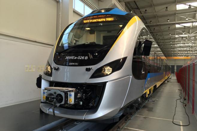 Nowy pociąg Impuls 36WE dla województwa opolskiego