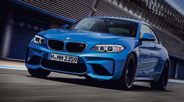 BMW M2 materiały prasowe