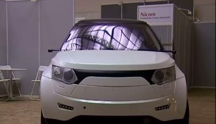 ELV001 - elektryczne auto z Mielca