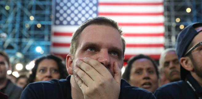 Reakcje po wyborach w USA