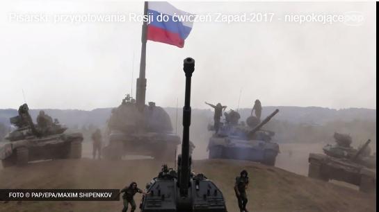 Rosja - wideo PAP