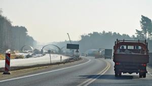 S3 Sulechow-Nowa-Sól. Trwa budowa drugiej jezdni