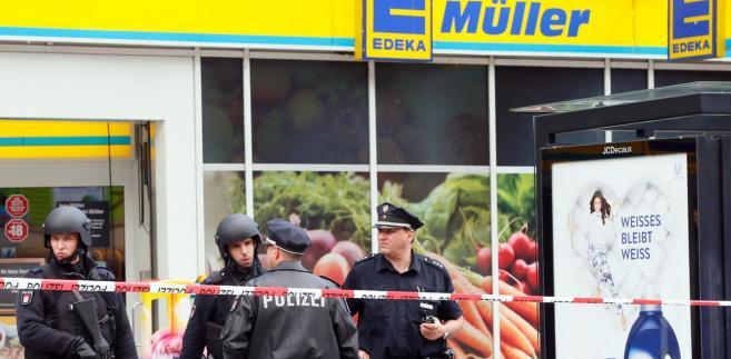 Policja w Hamburgu