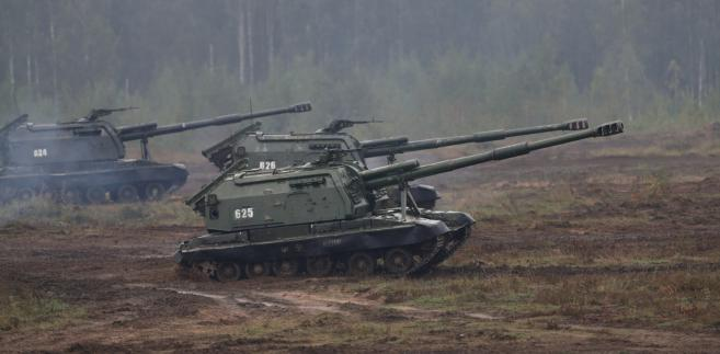 Ostatni dzień ćwiczeń wojskowych rosyjskiej i białoruskiej armii Zapad 2017 (kru) PAP/Leszek Szymański