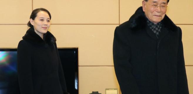 Kim Jo Dzong i Kim Jong Nam