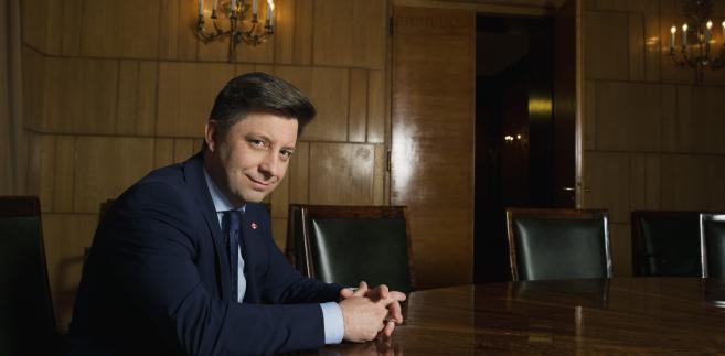 Michał Dworczyk, fot Dariusz Golik 2