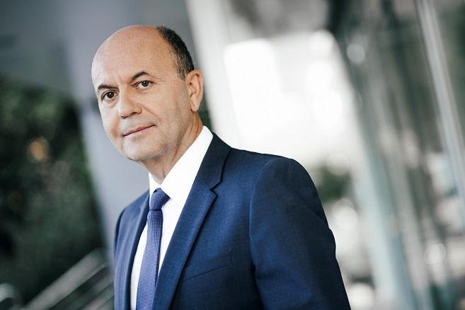 Tomasz Haiduk, dyrektor branż przemysłowych, członek zarządu Siemens Polska