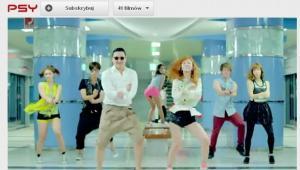 Gangnam style, Psy, źródło: YouTube