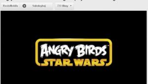 Angry Birds Star Wars na YouTube