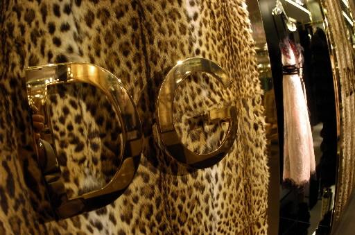 Sklep Dolce & Gabbana.