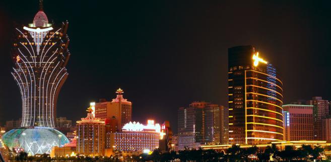 Panorama Makau