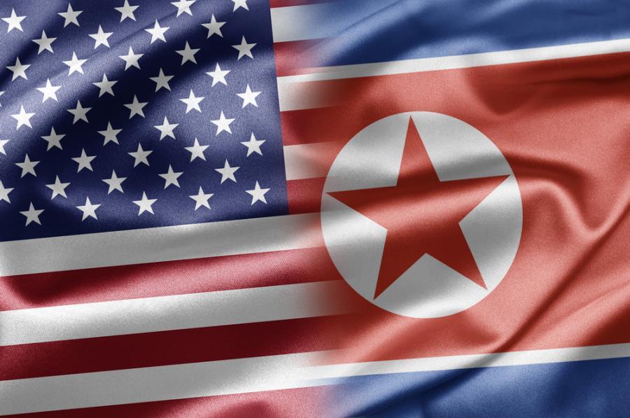 Korea Północna, USA