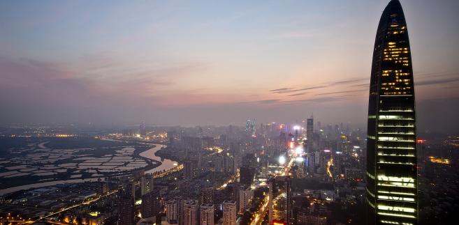 Shenzen, Chiny