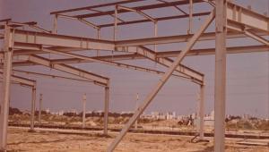 Budowa Stacji Techniczno-Postojowej Kabaty, źródło: Matro Warszawskie