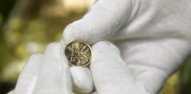 Moneta 5-groszowa