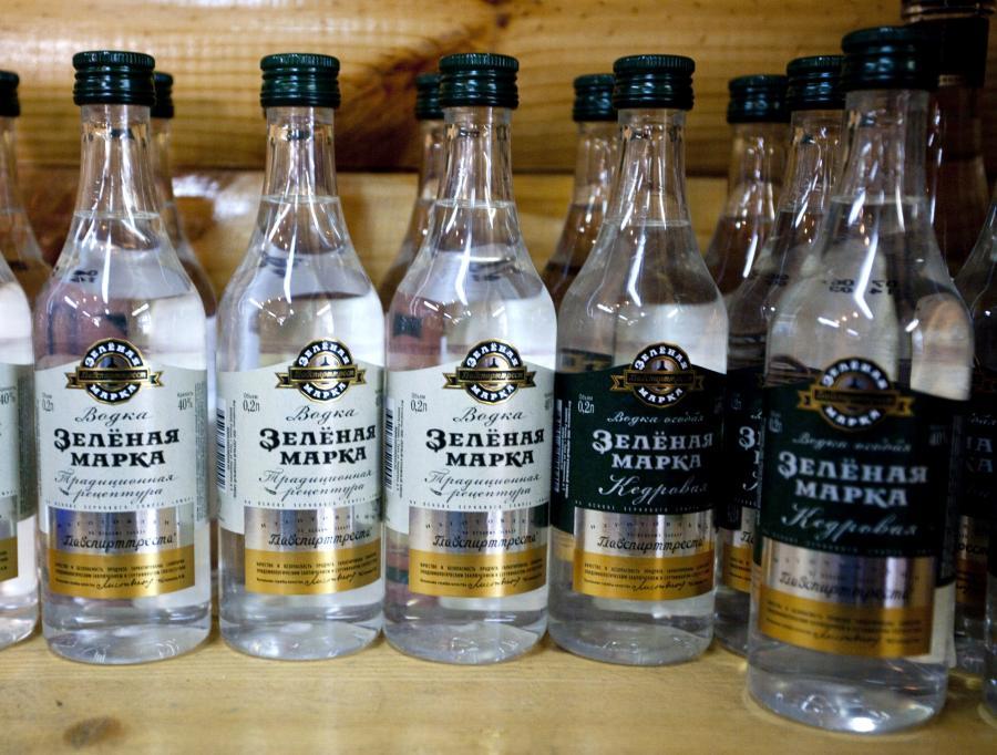 rosyjska wódka
