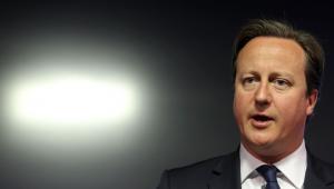 Gospodarz spotkania G 8 Premier Wielkiej Brytanii David Cameron