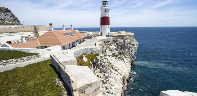 Latarnia morska Europa Point na Gibraltarze