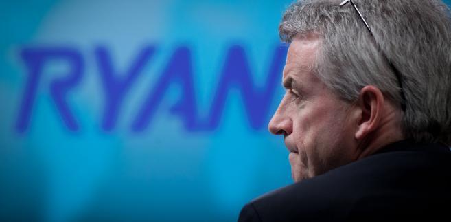 Prezes Ryanair Michael O'Leary