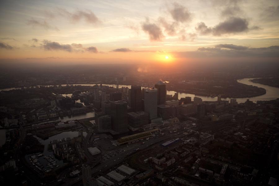 Londyn z lotu ptaka (8)